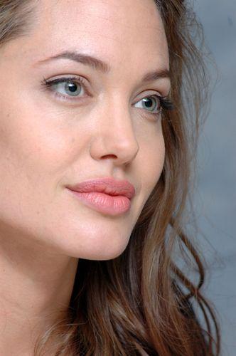 Jolie portrait