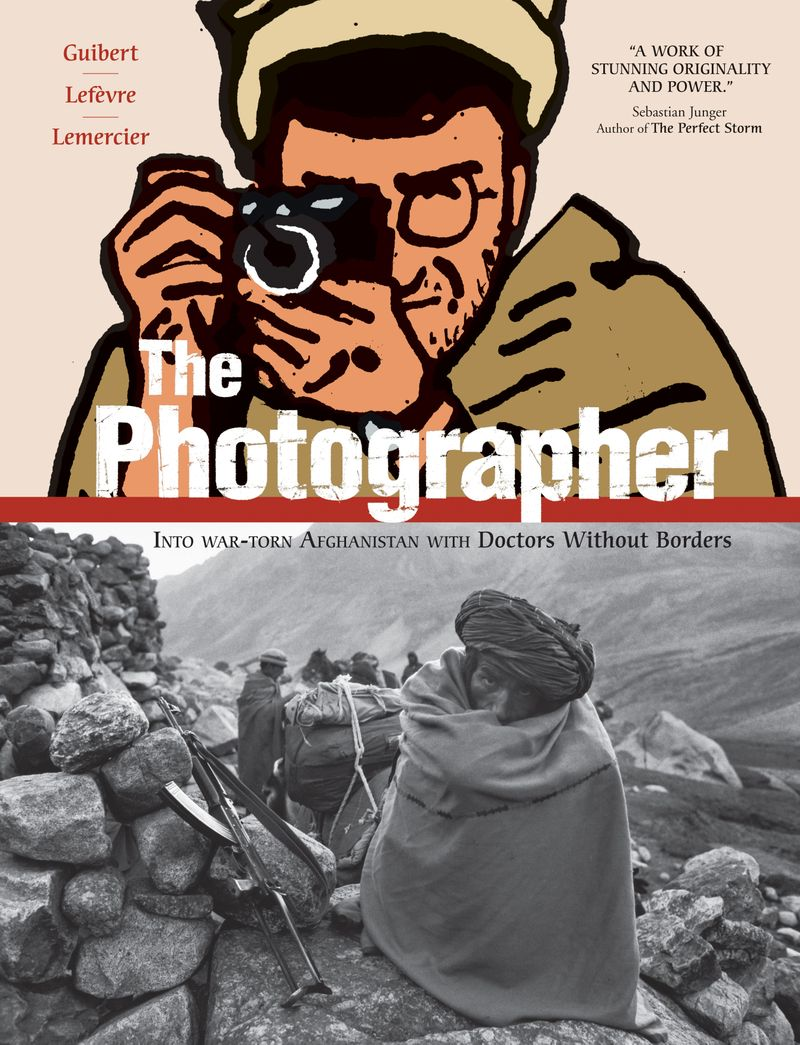 cover of The Photographer