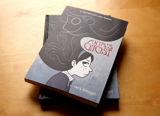 Anya's Ghost - Vera
