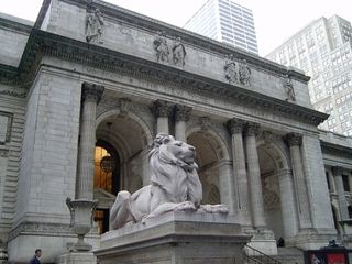 New-york-public-library-lions