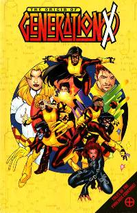 X-Men The Origin of Generation X