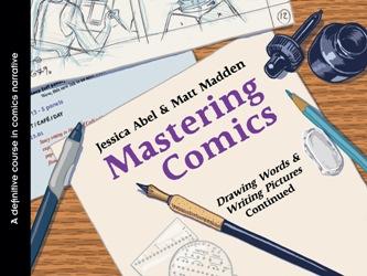 MasteringComics-Cov-300rgb