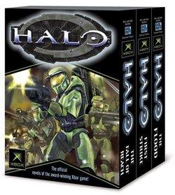 Halobooksboxset